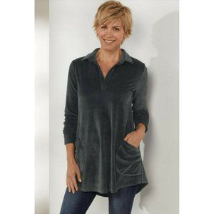 Soft Surroundings Womens Ultimate Soft Tunic In Gr